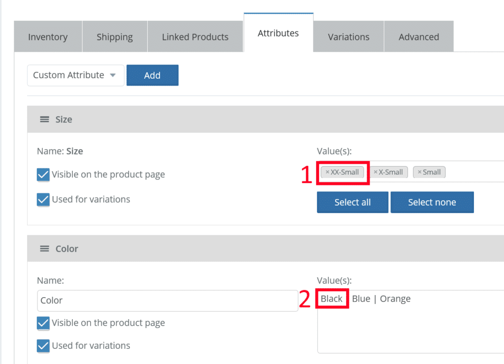 "How to Create Custom ""Add to Cart"" Links 5"