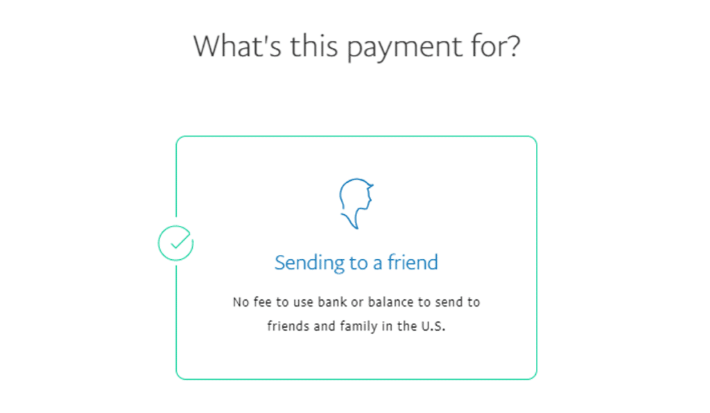 """Friends and Family"" Payments 1"